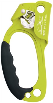 Edelrid Elevator Ascender, LEFT, Green
