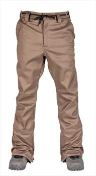 L1 Premium Goods Thunder Ski/Snowboard Pants, M Espresso