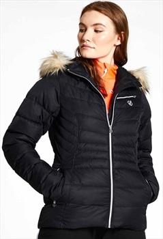 Dare 2b Glamorize Women's Snowboard/Ski Jacket, M Black