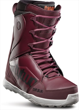 thirtytwo Lashed Men's Snowboard Boots, UK 10 Maroon/Black/White 2020