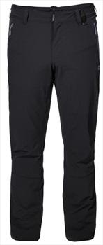Jack Wolfskin Activate XT Men Softshell Trousers: 34, Black