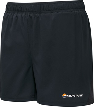 Montane Claw Quick Dry Women's Trail Running Shorts, L Black