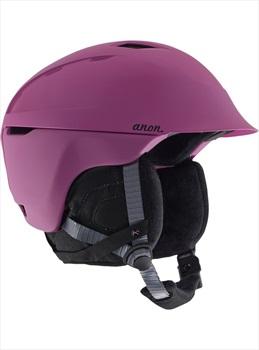 Anon Womens Galena Women's Ski/Snowboard Helmet, L/XL Berry