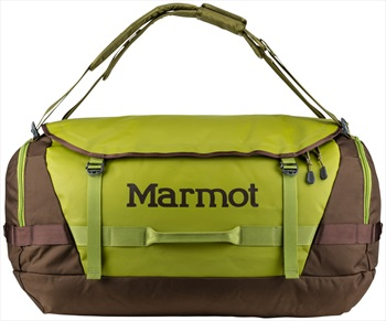 Marmot Long Hauler Duffel Travel Bag - 105L, Cilantro / Raven