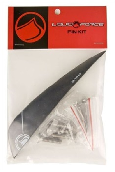 "Liquid Force SKTC Wakeskate Fin Kit 1"" Fin Kit"
