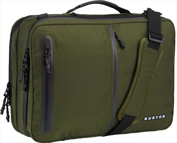 Burton Switchup Travel Pack, 22L Forest Night Cordura Ballistic