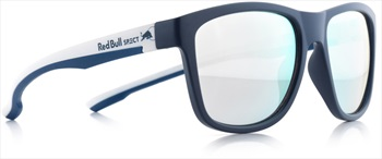 Red Bull Spect Bubble Smoke Polarised Sunglasses, Matte Dark Blue