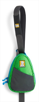 Ruffwear Stash Bag Dog Leash Accessory, One Size Meadow Green