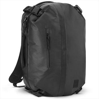 Chrome Adult Unisex Summoner 2.0 Backpack, 30L Black Tarp