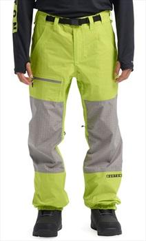 Burton Frostner Snowboard/Ski Pants, L Tender Shoots