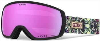 Giro Facet Vivid Pink Women's Ski/Snowboard Goggles, M Kaleidoscope