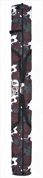 Picture Single Ski Bag, 60L Black Painter Camo