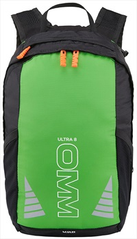 OMM Ultra 8 Running Backpack, 8L Green