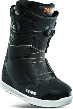 thirtytwo Lashed Double Boa Men's Snowboard Boots, UK 9 Black 2021