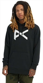 Anon Graphic Pullover Hoodie, S Black