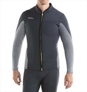 Jobe Toronto 2mm Wetsuit Jacket, Large Grey 2020