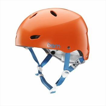 Bern Brighton H2O Ladies Watersports Helmet, L Orange