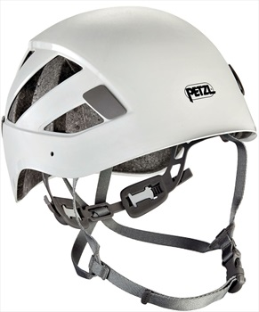 Petzl Adult Unisex Boreo Via Ferrata/Rock Climbing Helmet, S/M White