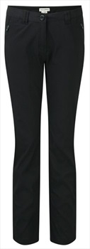 Craghoppers Kiwi Pro Winter Lined Trousers Insulated Pants, UK 8 Black