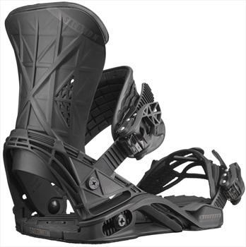 Salomon Defender Snowboard Binding, L Black 2019