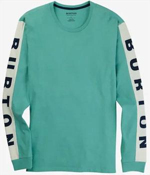 Burton Lowball Long Sleeve Shirt, M Buoy Blue