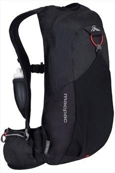 Macpac Adult Unisex Amp 12 Hour V2 Running Backpack, 7L Black