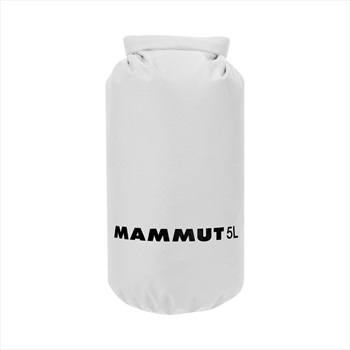 Mammut Dry Bag Light, 5L White