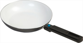 Bo-Camp Sprint Eco Nonstick Compact Camping Frying Pan, 24cm