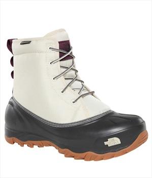 The North Face Tsumoru Women's Snow Boots, UK 4.5 Bone White/TNF Black
