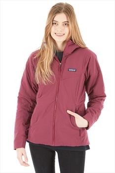 Patagonia Women's Nano Air Hoody Insulated Stretch Jacket, M Balsamic
