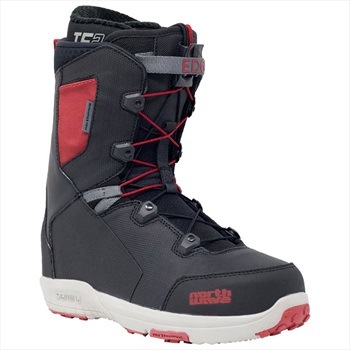 Northwave Edge SL Snowboard Boots, UK 10 Black/Red 2020