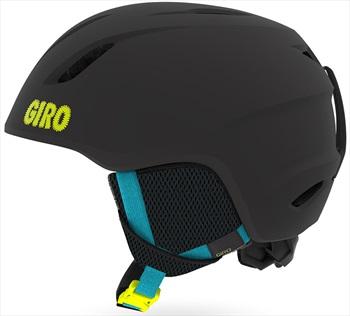 Giro Launch Combo Pack With Goggles Kids Ski/Snowboard Helmet XS Black