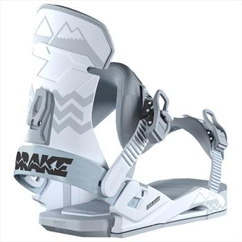 Drake Adult Unisex Reload Snowboard Bindings, L/XL Ice Grey 2019