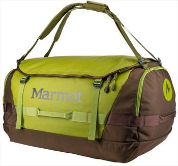 Marmot Long Hauler Duffel Travel Bag - 50L, Cilantro / Raven
