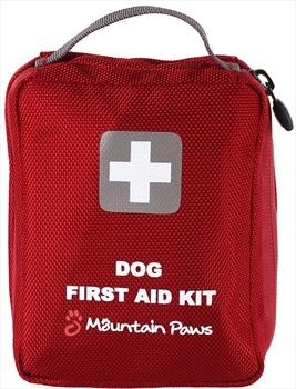 Mountain Paws Dog First Aid Kit Portable Pet Medical Kit, 16 Items