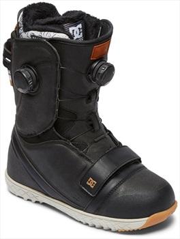 DC Mora Women's Boa Snowboard Boots, UK 5.5 Black