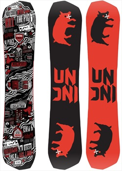Yes. Greats Uninc Hybrid Camber Snowboard, 156cm 2020