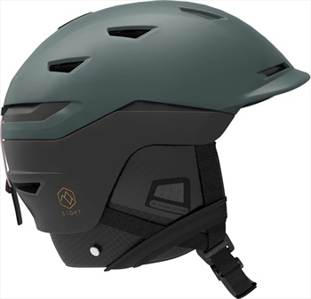 Salomon Sight Snowboard/Ski Helmet, M Green Gables