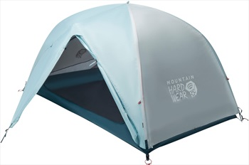 Mountain Hardwear Mineral King 2 Lightweight Hiking Tent, 2 Man Grey