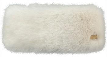 Barts Fur Women's Winter Headband One Size White