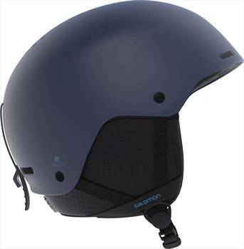Salomon Brigade Snowboard/Ski Helmet, XL Dress Blue