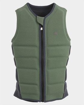 Follow Stow Ladies' Wakeboard Impact Vest, S Olive 2019