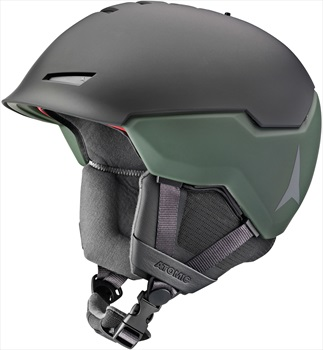 Atomic Revent+ AMID Ski/Snowboard Helmet, M Dark Green