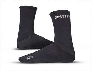 Mystic Semi-dry 2mm Neoprene Sock, Large 2020