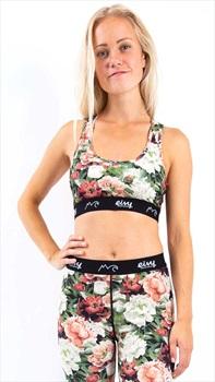Eivy Shorty Women's Sports Bra, S Autumn Bloom