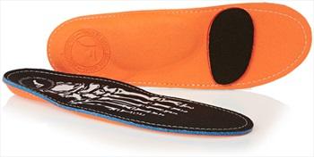 Footprint Orange Camo King Foam Orthotic Insoles, UK 7-7.5 Orange Camo