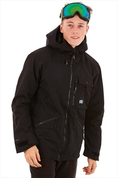 O'Neill Utility Ski/Snowboard Jacket, M Black Out