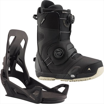 Burton Photon Step On Snowboard Binding & Boot, UK 6 Black 2020