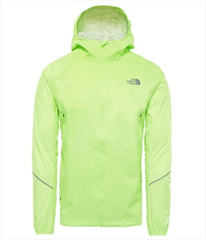 The North Face Adult Unisex Stormy Trail Jacket, L Dayglo Yellow