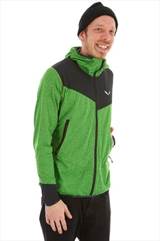 Salewa Agner Hybrid Men's Durastretch Hooded Jacket, M Pale Frog